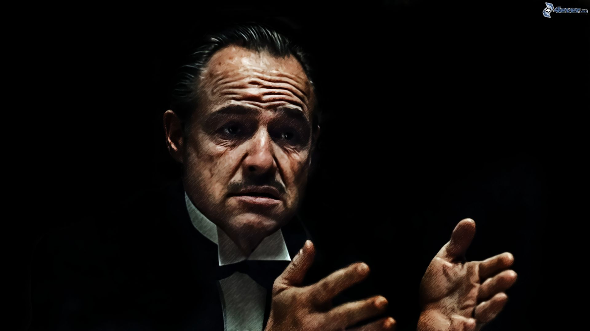 a focus on vito corleone in the movie the godfather The godfather watch full movie online free hd on thevideo when organized crime family patriarch, vito corleone barely survives an attempt on his life.