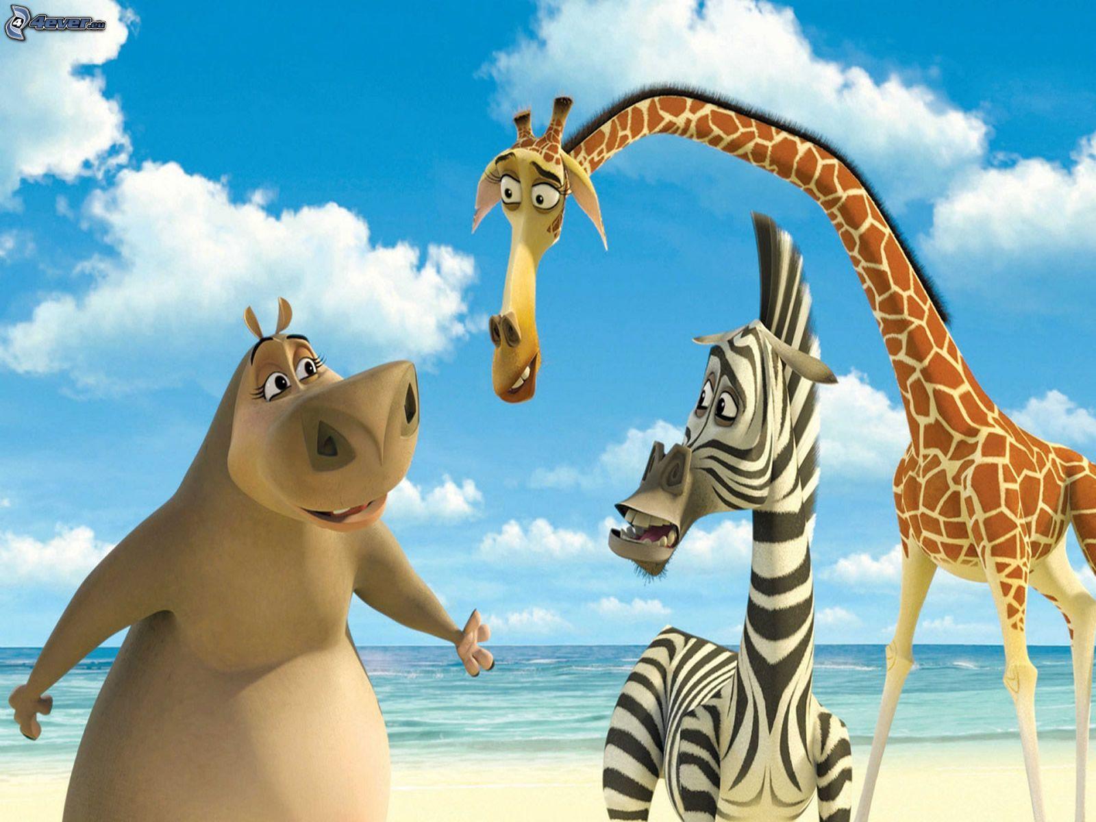 Madagascar - Girafe madagascar ...