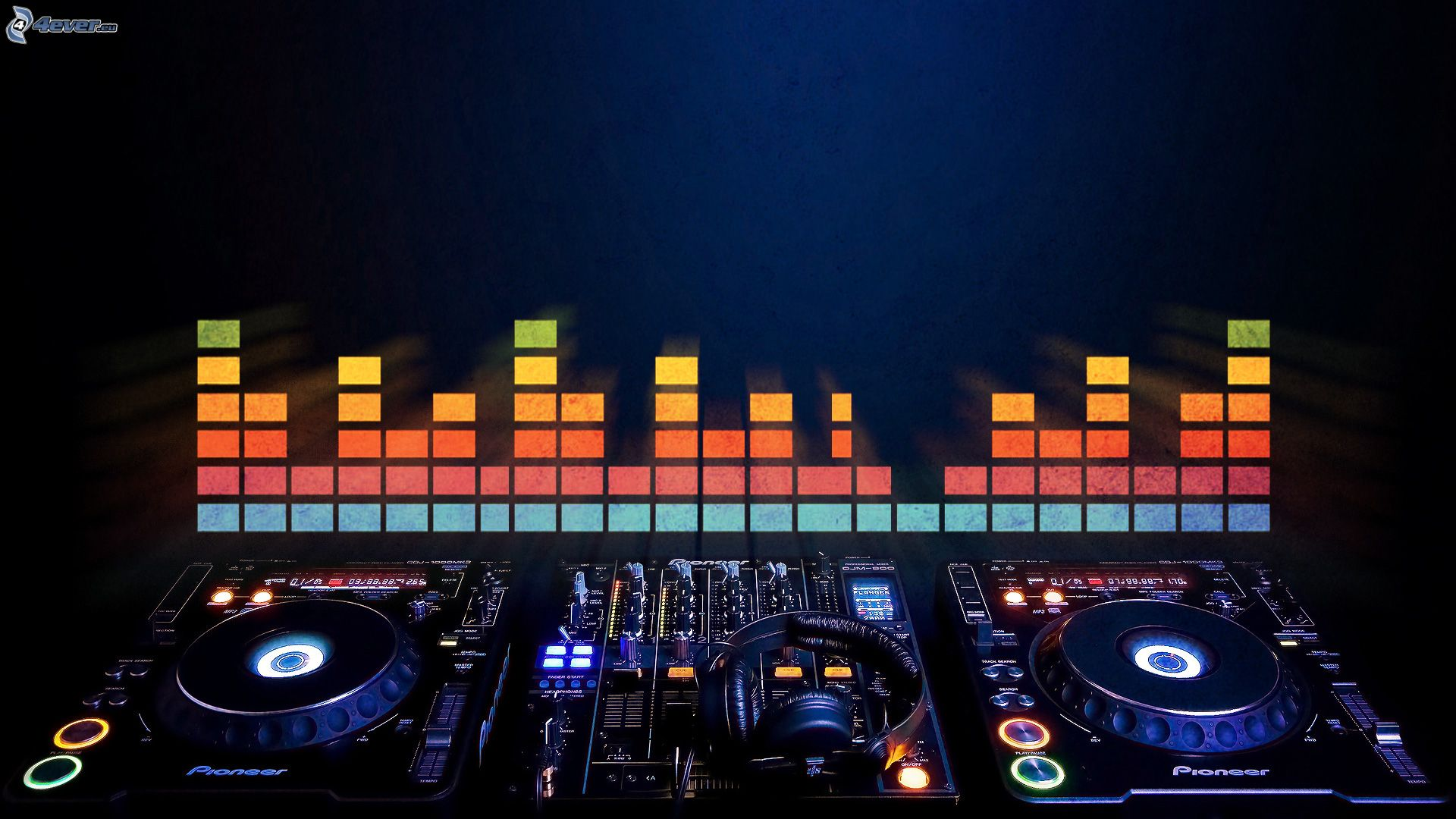 Dj Console Wallpapers1920