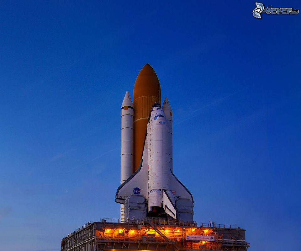 where did the space shuttle discovery go - photo #37