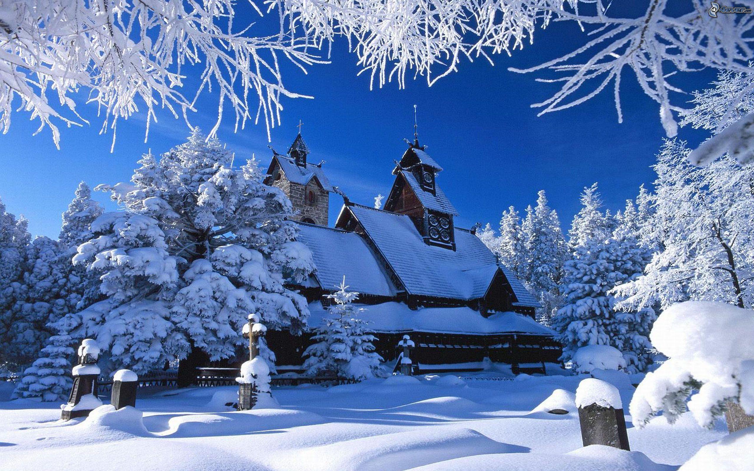 Красивые зимние картинки фото