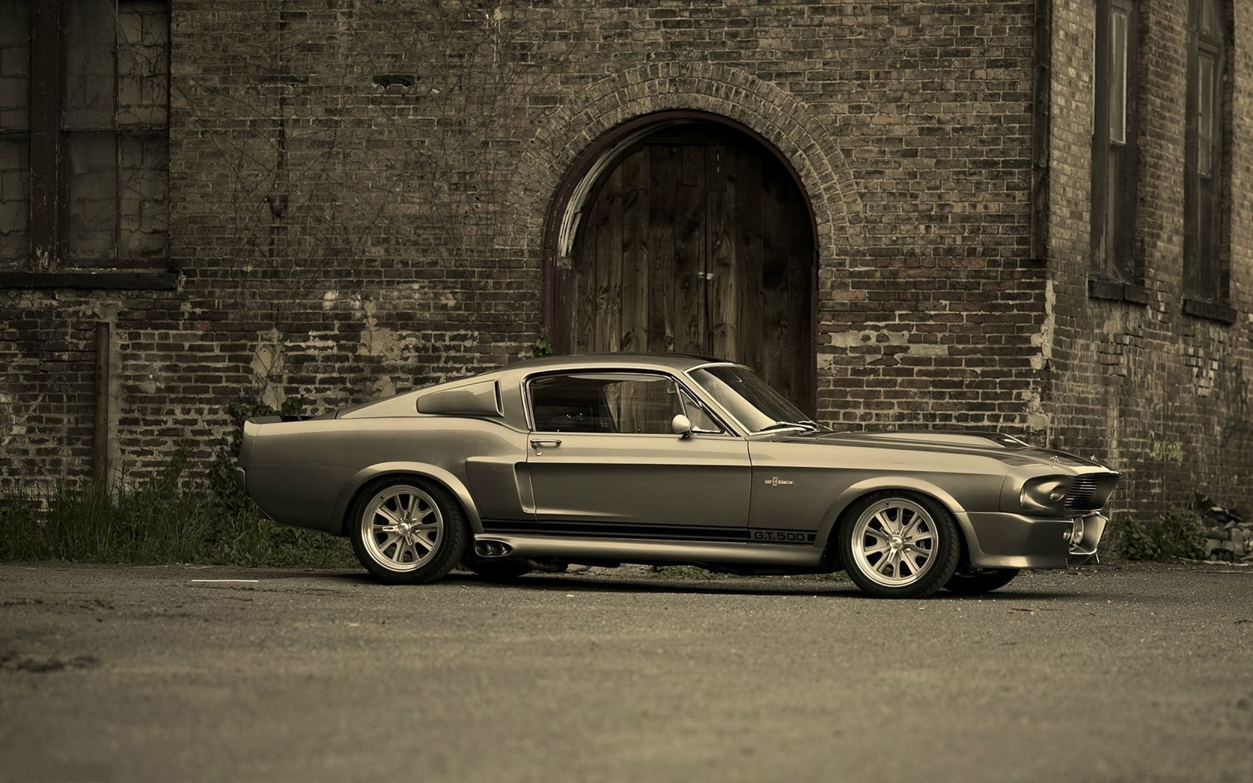 Ford Mustang Shelby Gt500 Oldtimer