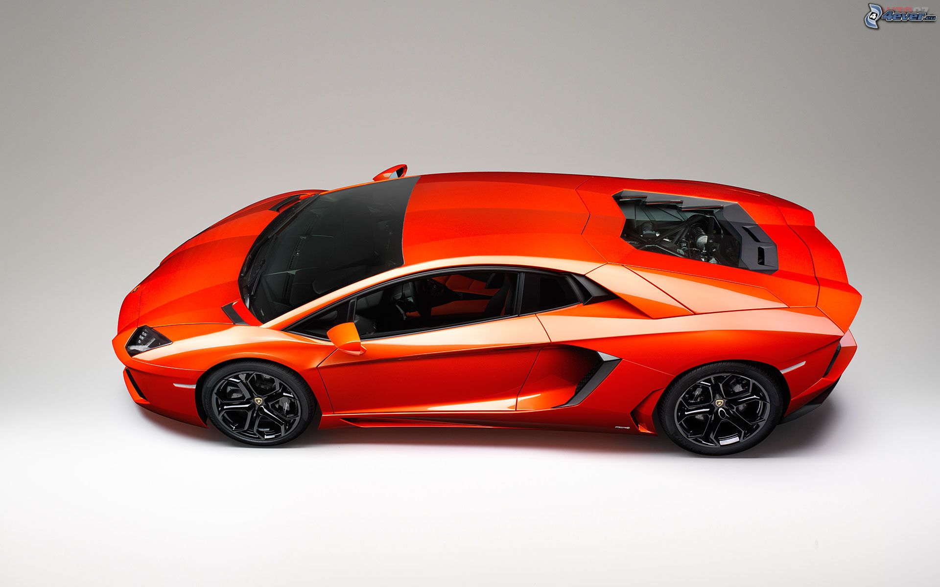 Hintergrundbild von Lamborghini