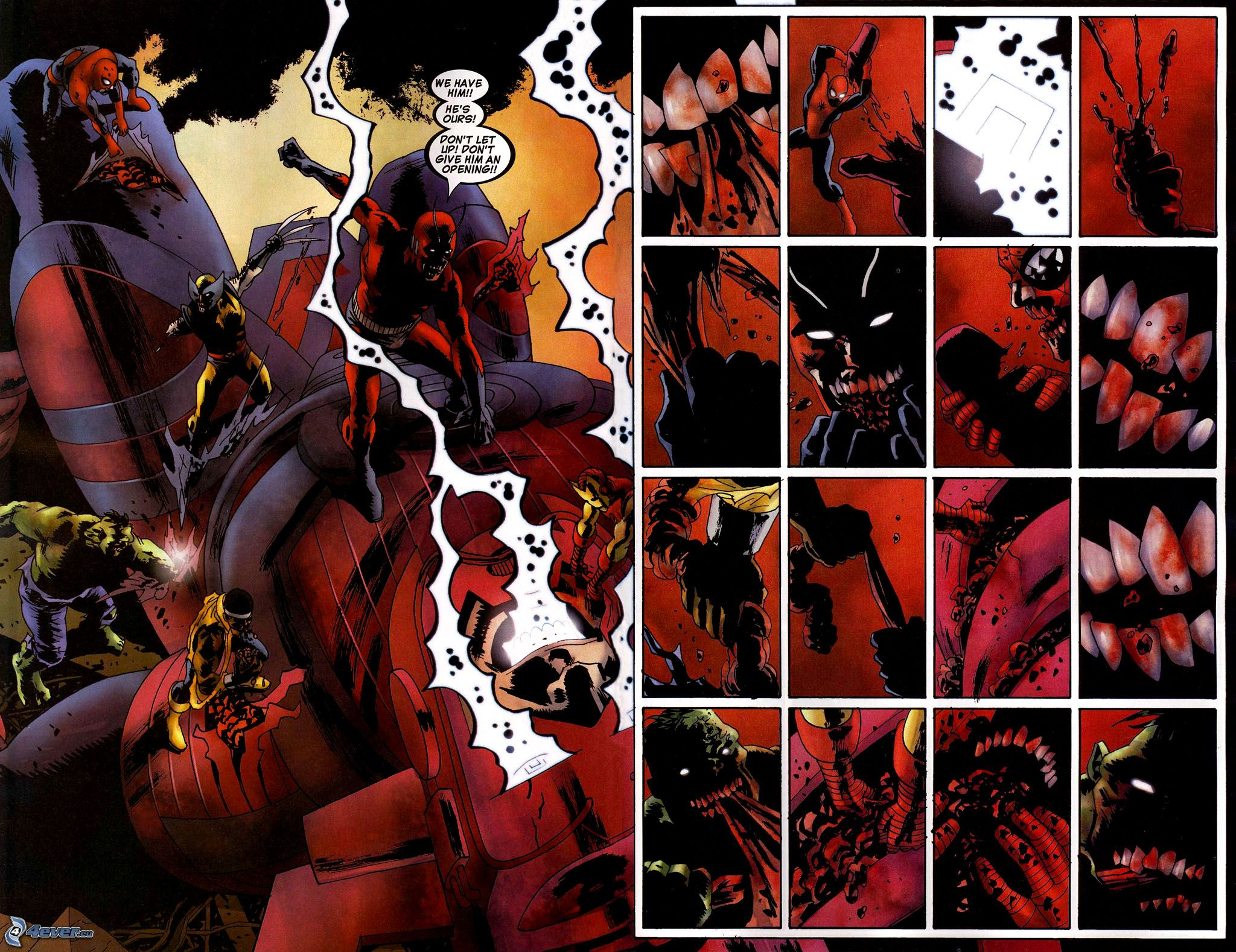 Marvel zombies pic free online hentia picture