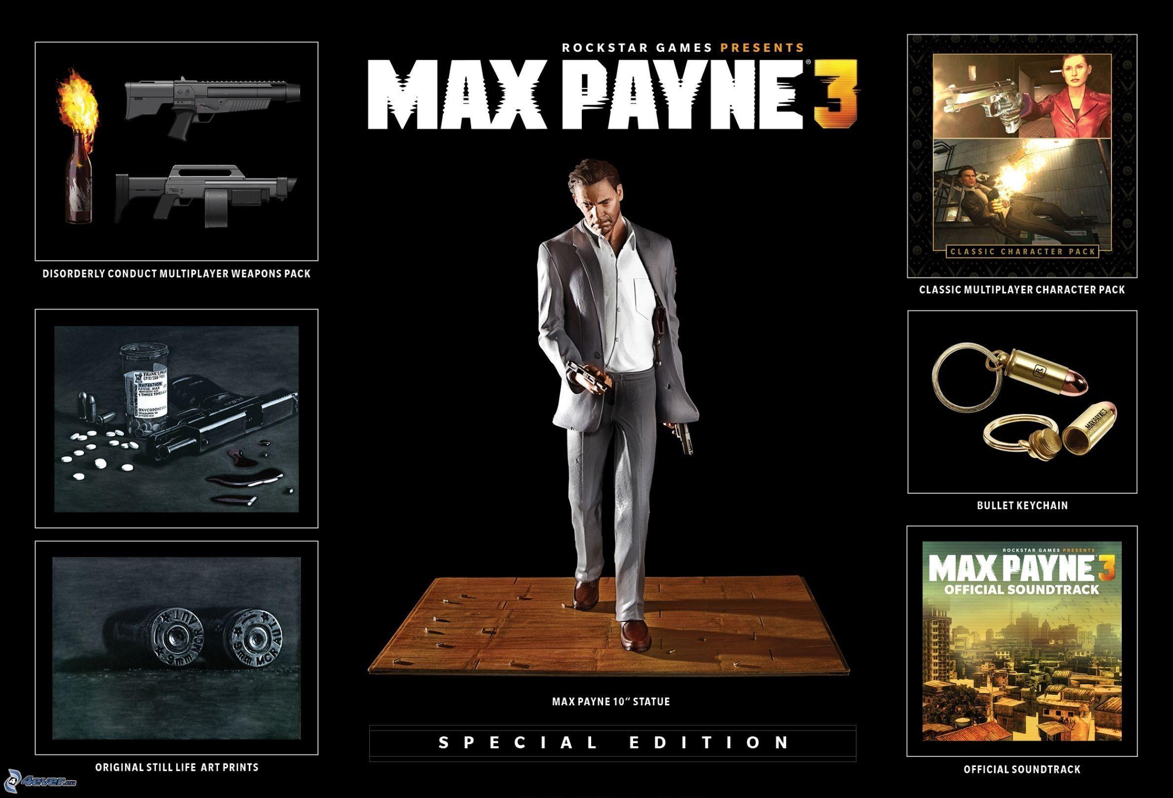 Max-payne 3 скачать