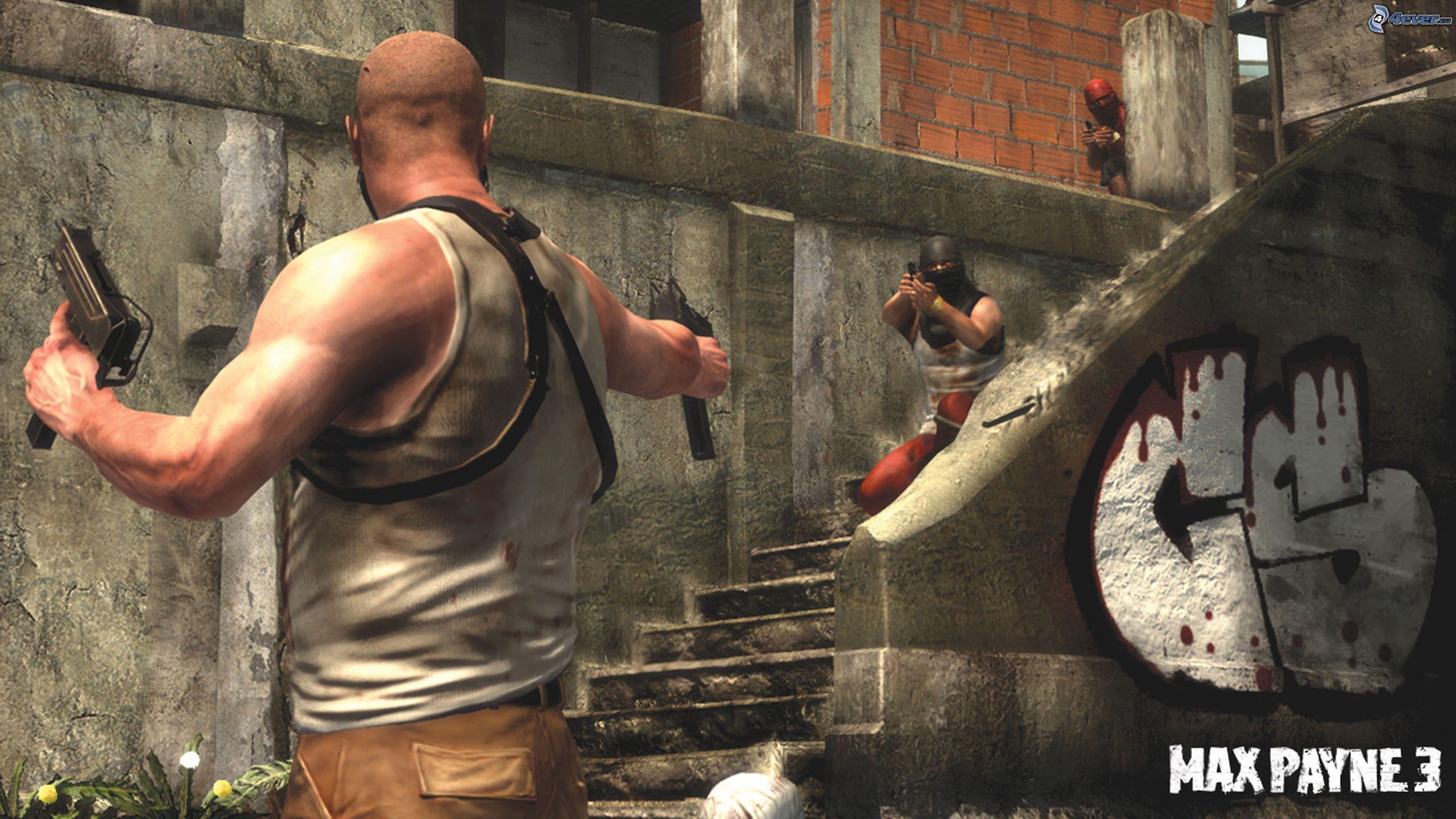 Max Payne 3 Mac Download Ita