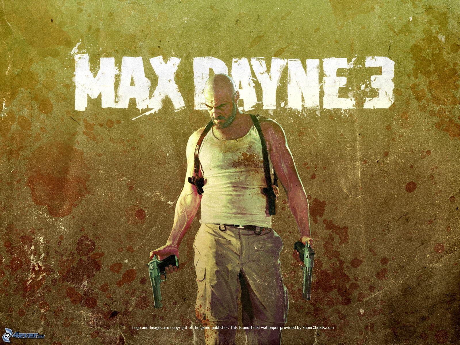 Игру Max Payne