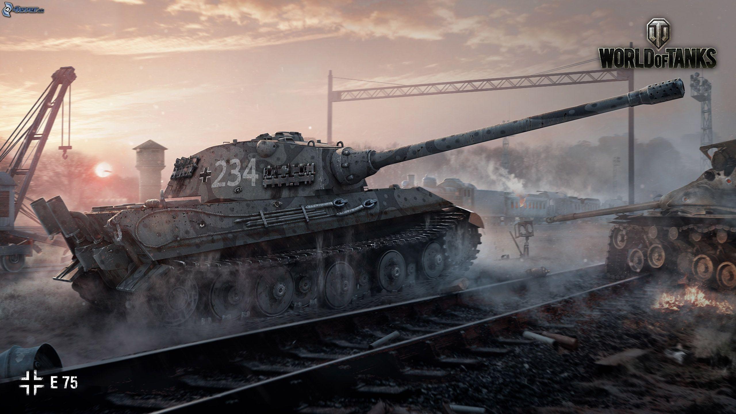 W.tiger World Of Tanks Tiger 2