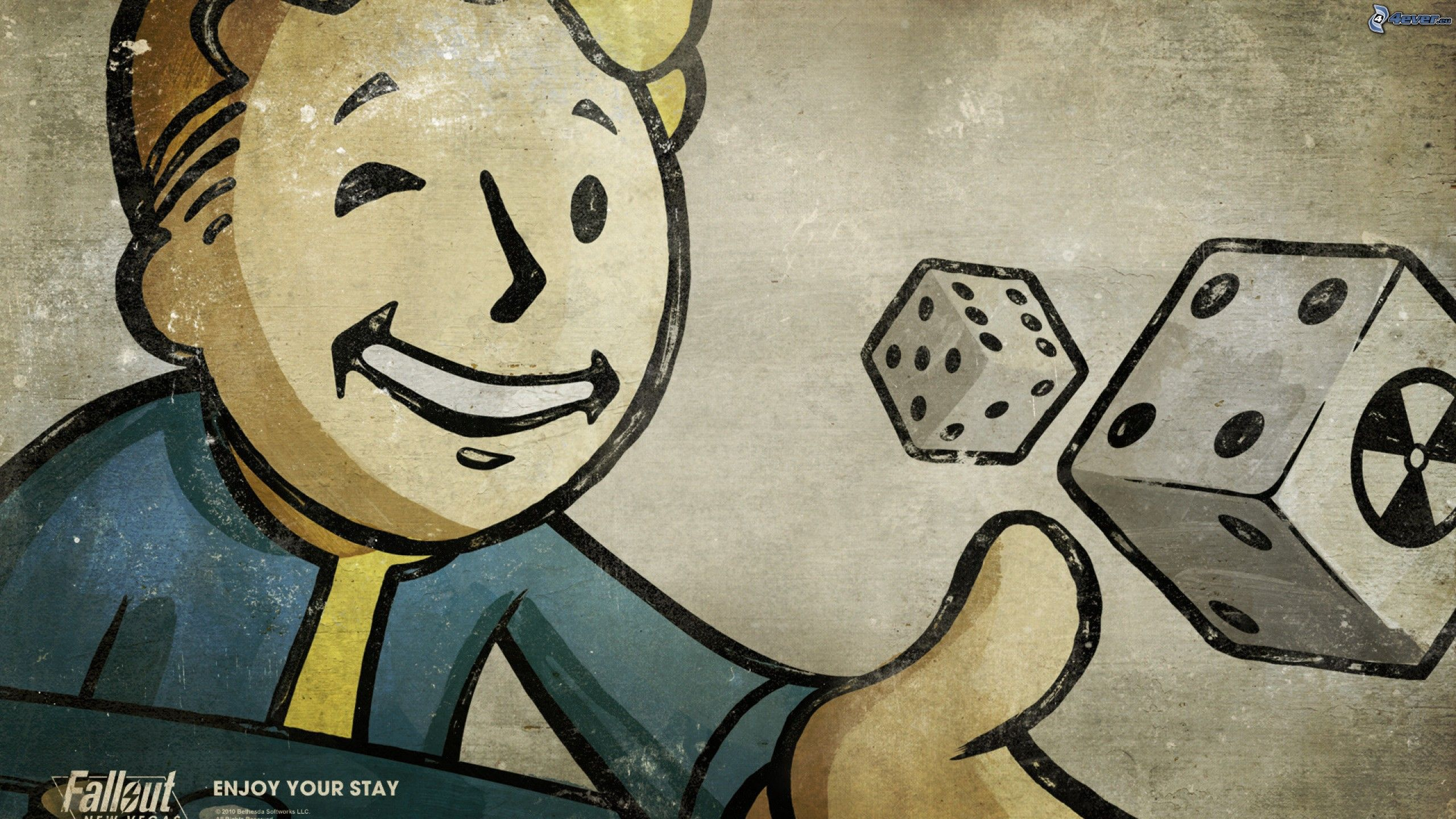Fallout New Vegas Cartoon Fallout New Vegas Cartoon
