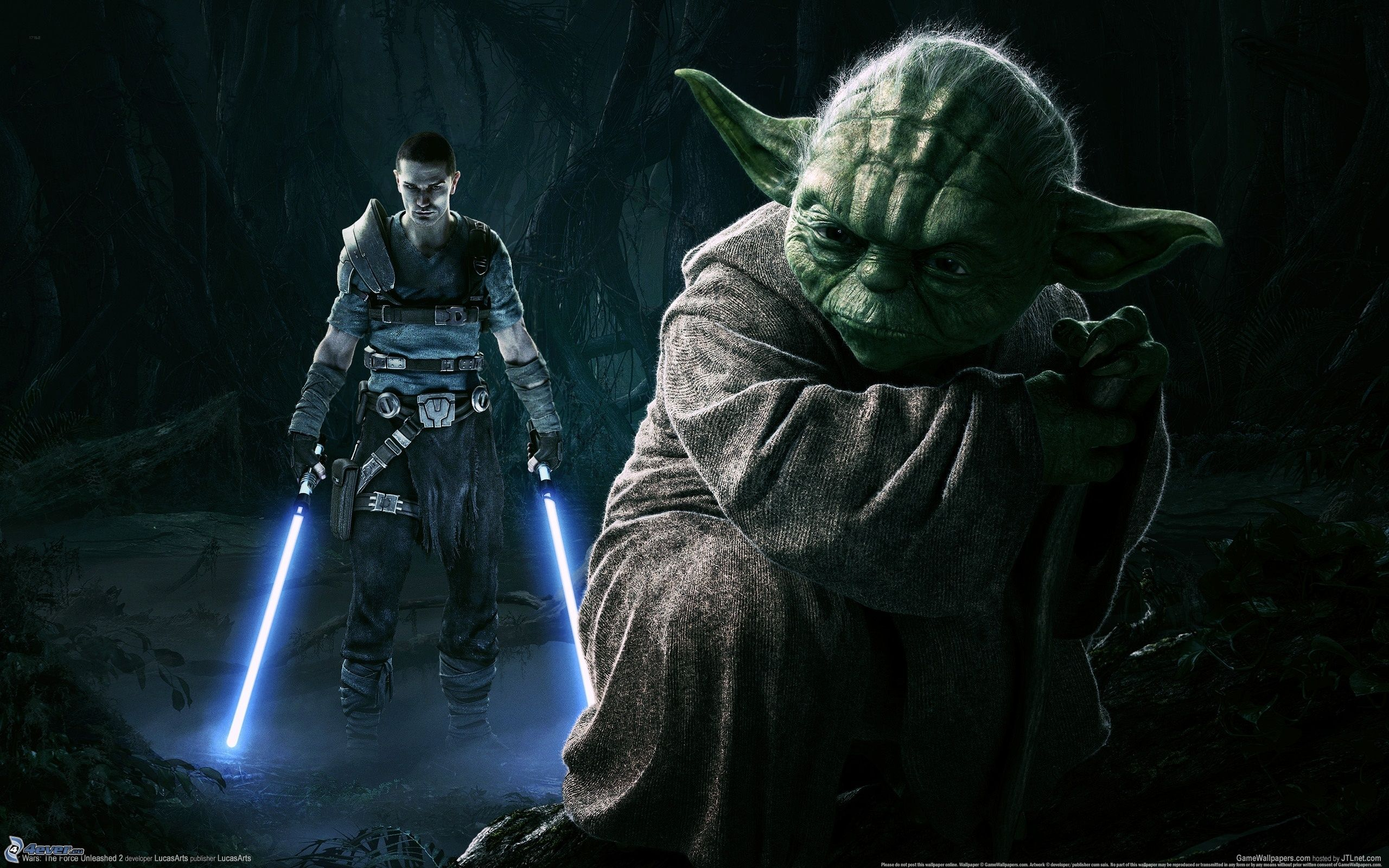 the force unleashed - photo #25