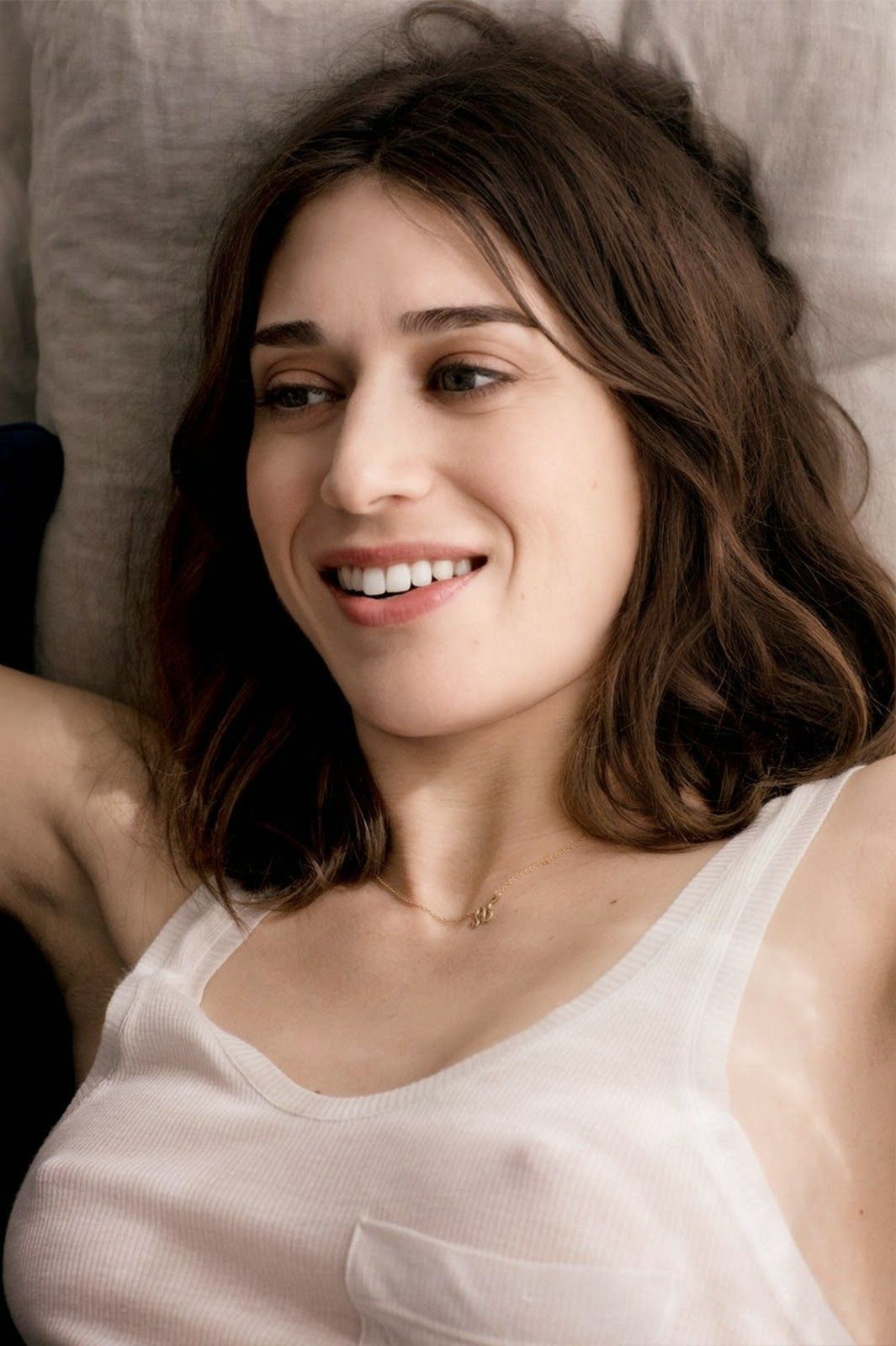 Discussion on this topic: Mildred Joanne Smith, lizzy-caplan/