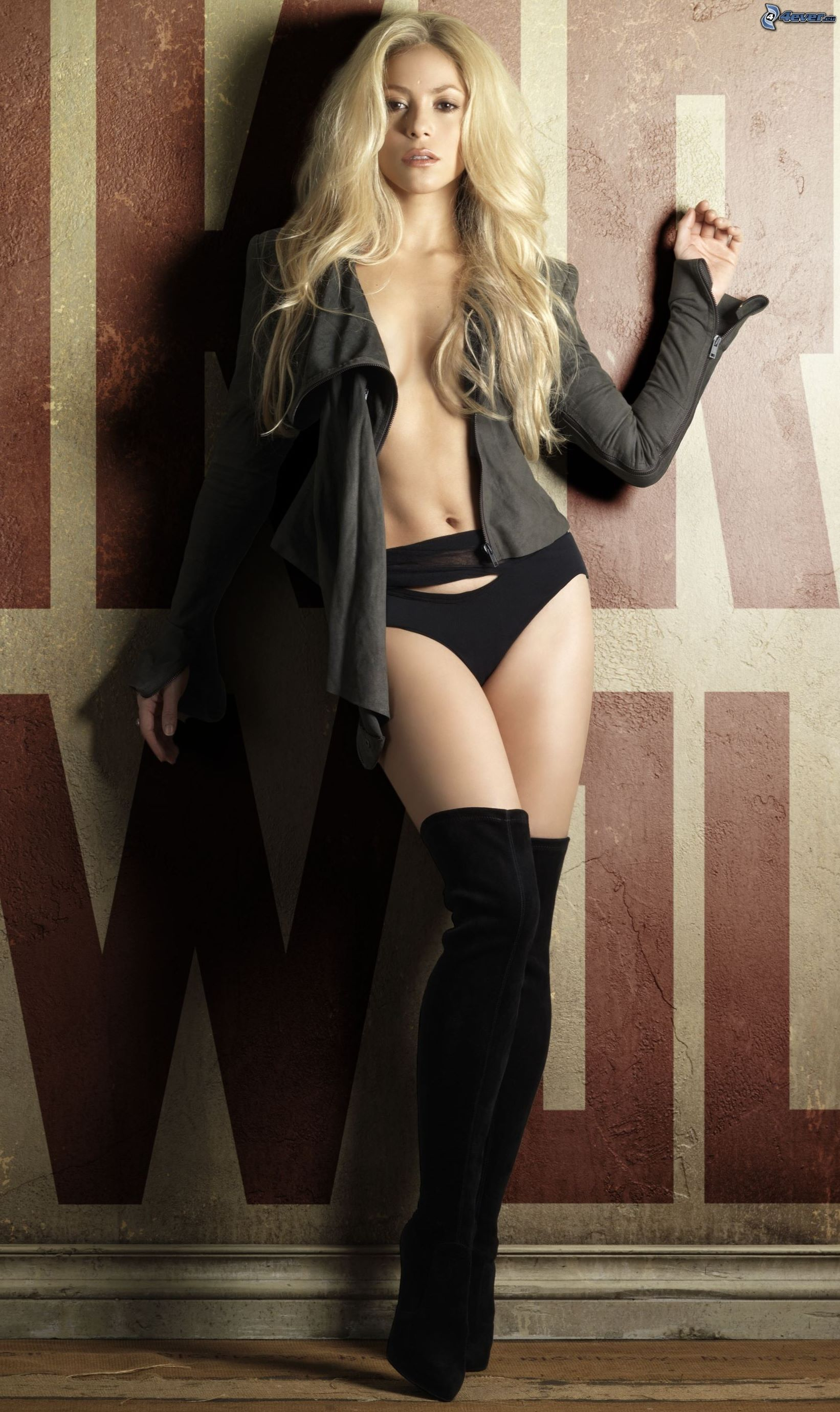 sexy lingerie Shakira