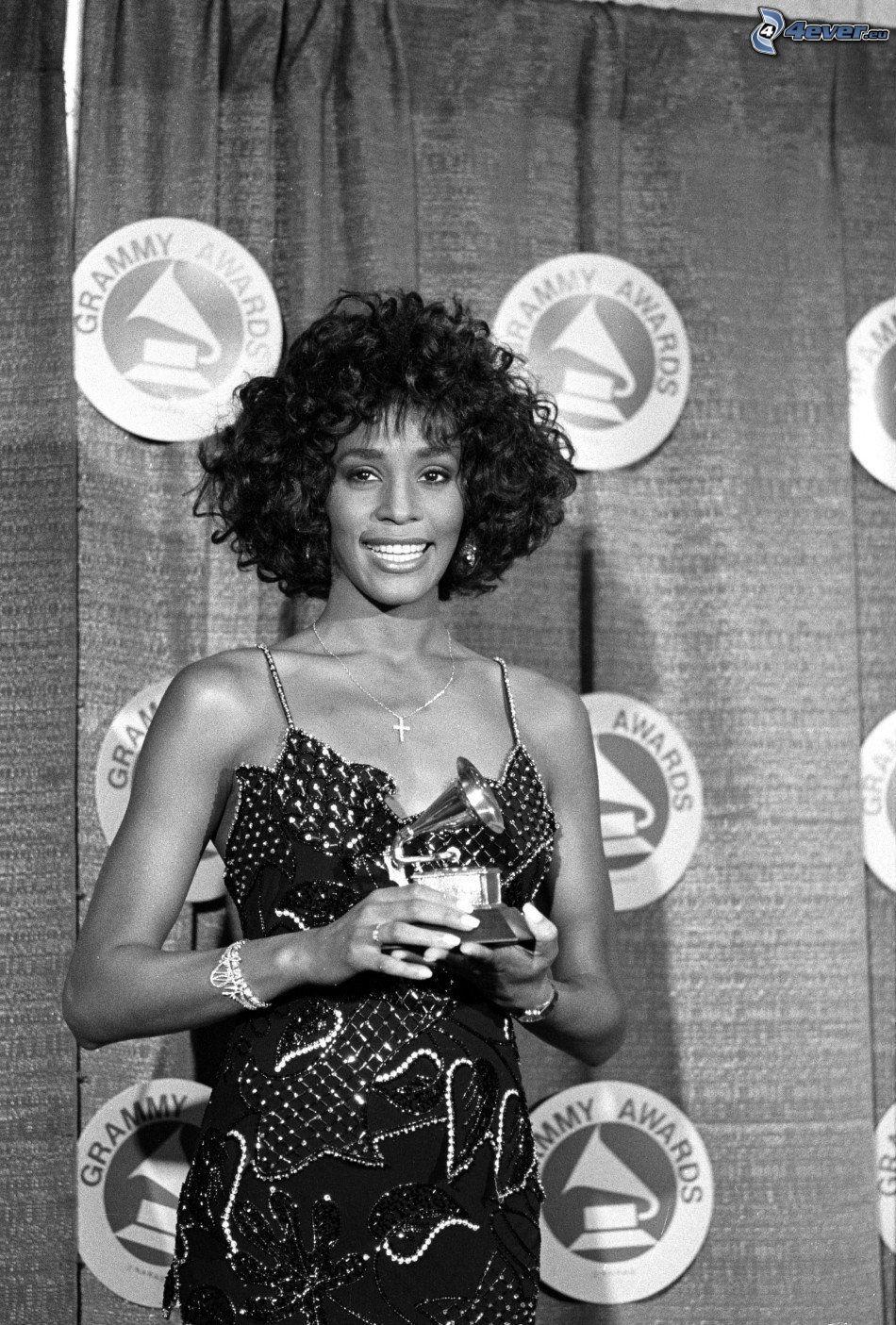 Whitney Houston Young