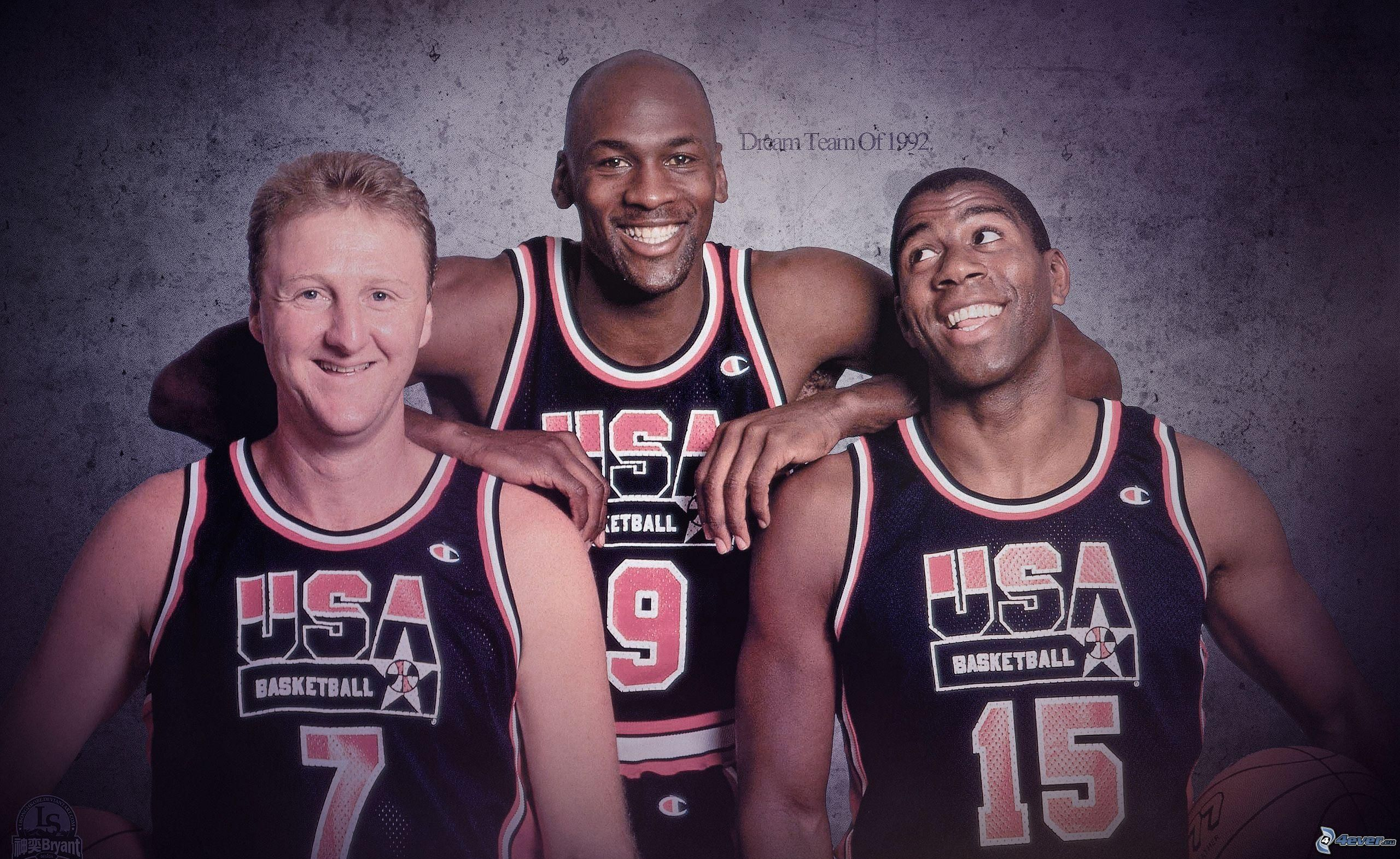 "Résultat de recherche d'images pour ""larry bird magic johnson olympics"""
