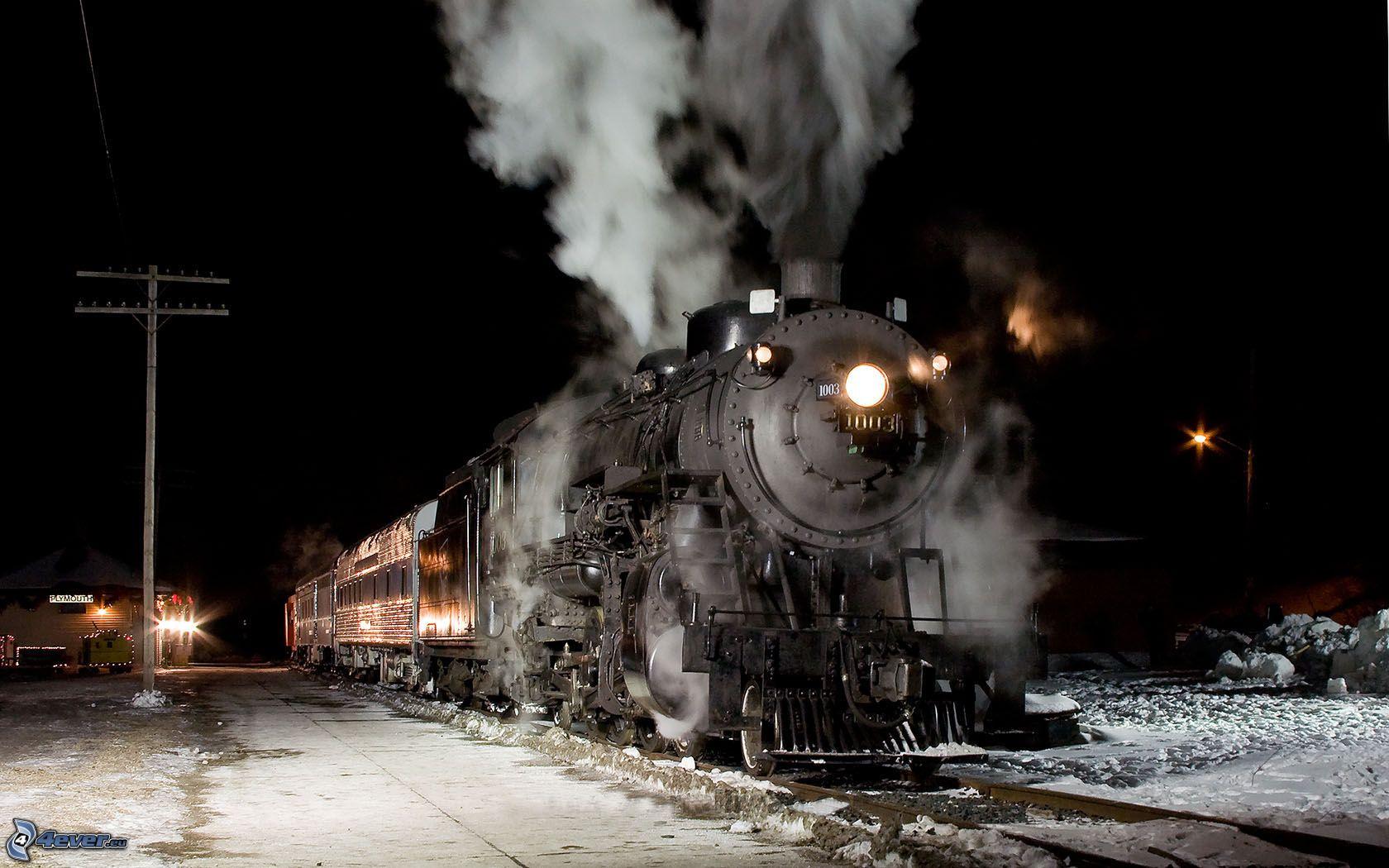 steam locomotive hd wallpapers - photo #32