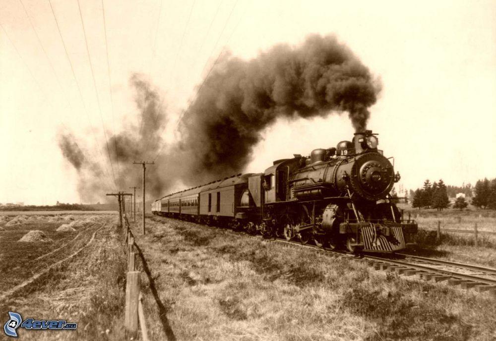 american steam trains video - photo #9